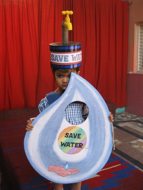 Save water images for fancy dress